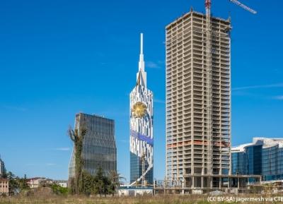 برج باتومى