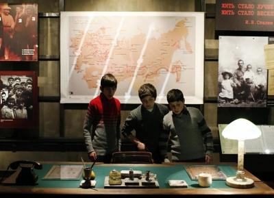 متحف الاحتلال السوفيتى
