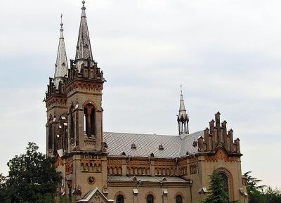 كاتدرائية الام المقدسه