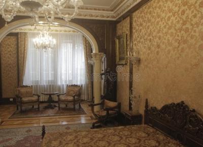 مقر الإقامة السابق لتشاوتيشسكو