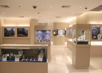 متحف الاحجار الكريمة والمجوهرات