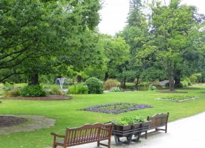 حدائق كوينزتاون