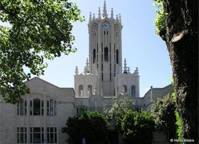 برج ساعة الجامعة