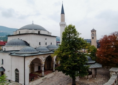 مسجد غازى خسرو بيك