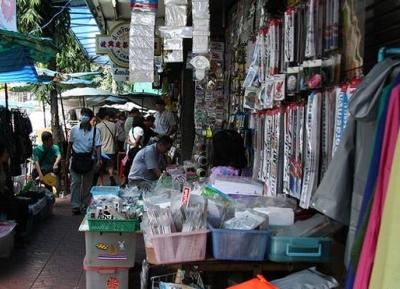 سوق خلونغ ثوم