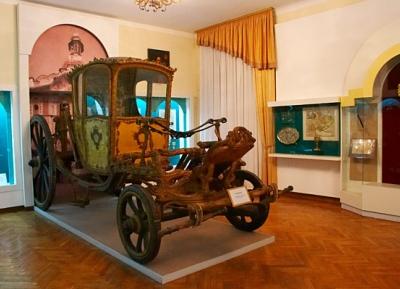 المتحف الوطنى للتاريخ الاوكرانى