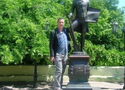 تمثال خوسية دى ريباس