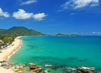شاطئ لاماي