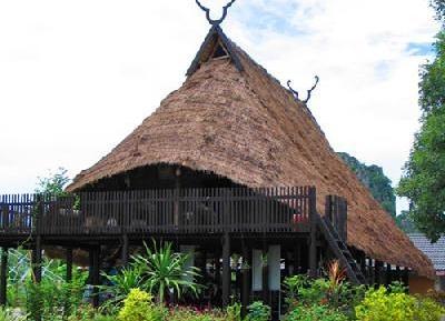 لاو سونغ أو مركز سد لاو سونغ الثقافي التايلاندي
