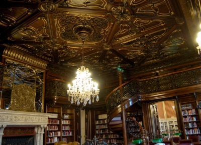 مكتبة اروين زابو المركزيه