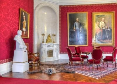 قصر جودولو الملكى
