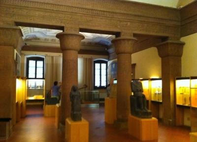 المتحف الاثرى الوطنى