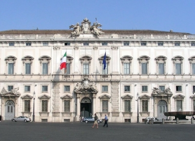 قصر كيرينالي