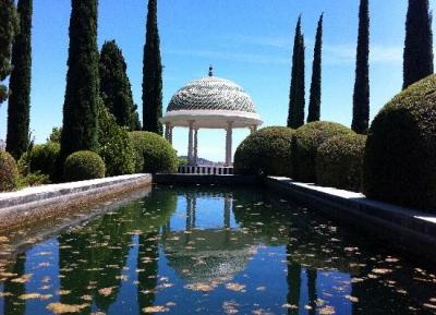 حديقة النباتات التاريخيه - لا كونسيبسيان