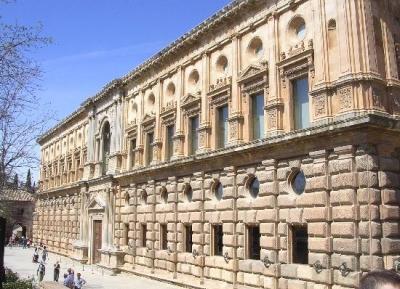 قصر شارل الخامس
