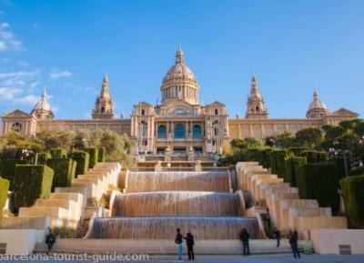 المتحف الوطنى للفنون فى كتالونيا