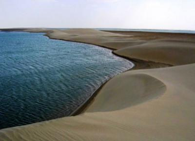 الكثبان الرملية الساحرة في قطر