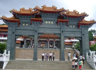 معبد مان مو