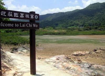 قرية لاي تشي وو