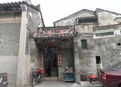 ممر مشاه بينغ شان التراثي
