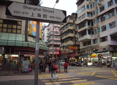 شارع شانغهاي