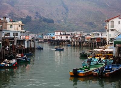 قرية تاي او