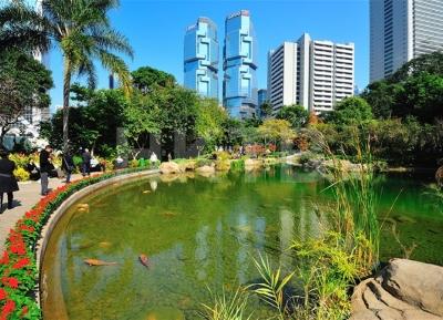 منتزه هونغ كونغ