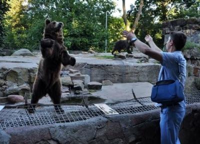 حديقة حيوان كالينينغراد