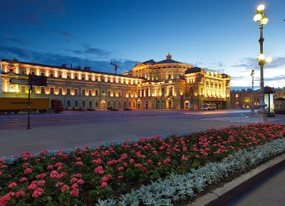 مسرح مارينسكى