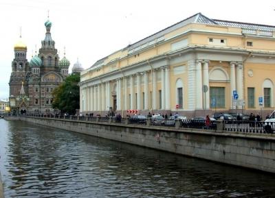 المتحف الروسي (جناح بينويس)
