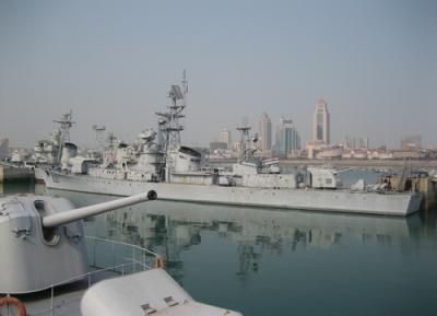 متحف البحرية الصينية