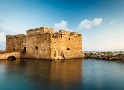 قلعة بافوس
