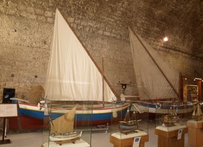 متحف بناء السفن القديمة و التقليديه