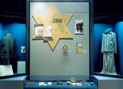 المتحف اليهودى