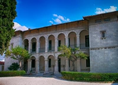 المتحف المسيحى البيزنطى