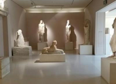 متحف المارثون الاثرى