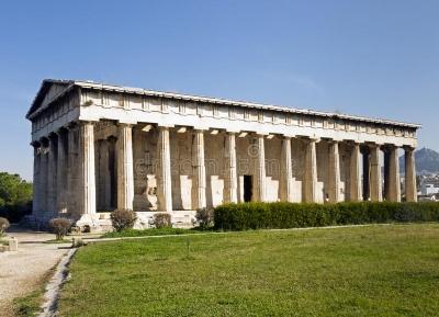 معبد هيفيستوس