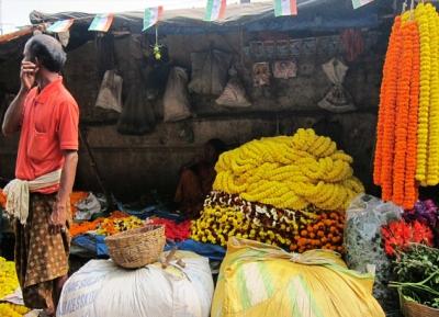 سوق موليك غات للورود