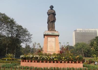 تمثال انديرا غاندي