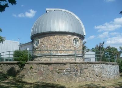 مرصد القبة السماوية