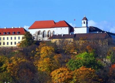 قلعة سبيلبيرك