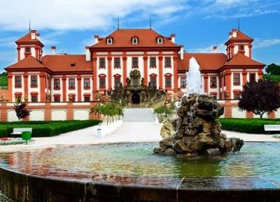 قصر ترويا
