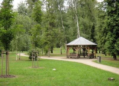 منتزه ستروموفكا