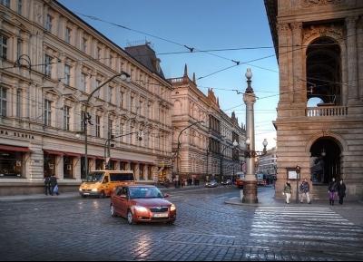 شارع نارودنى تريدا - شارع المواطنين