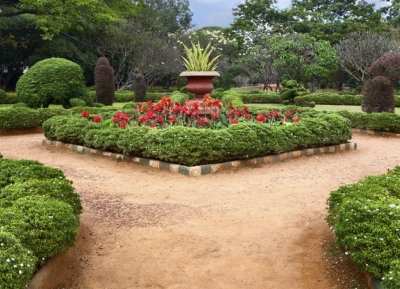 حدائق لالباغ النباتية