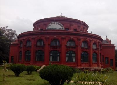 مكتبة الولاية المركزية