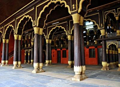 قصر تيبو سلطان