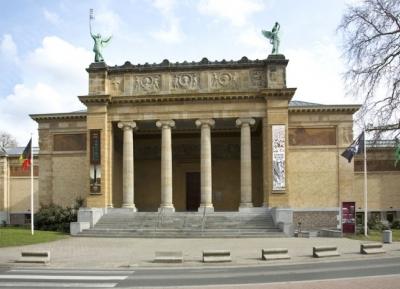 متحف الفنون الجميلة _ MSK