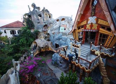 منزل هانغ نغ الجنوني