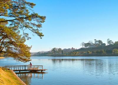 بحيرة شوان هوونغ